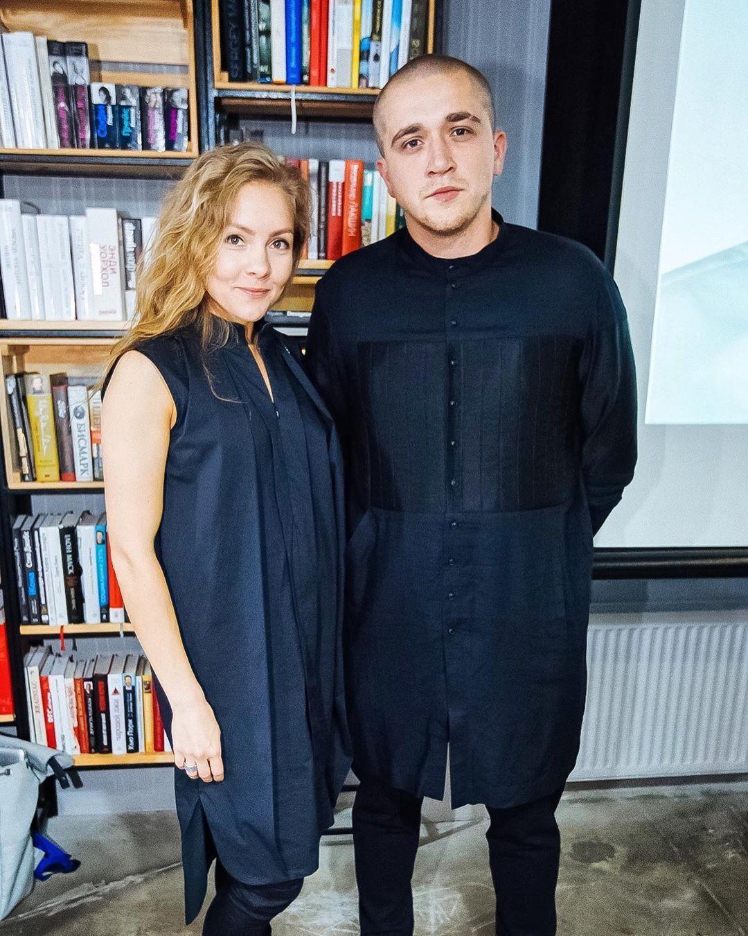 Алена Шоптенко и Алексей Иванов (Instagram Алены Шоптенко)