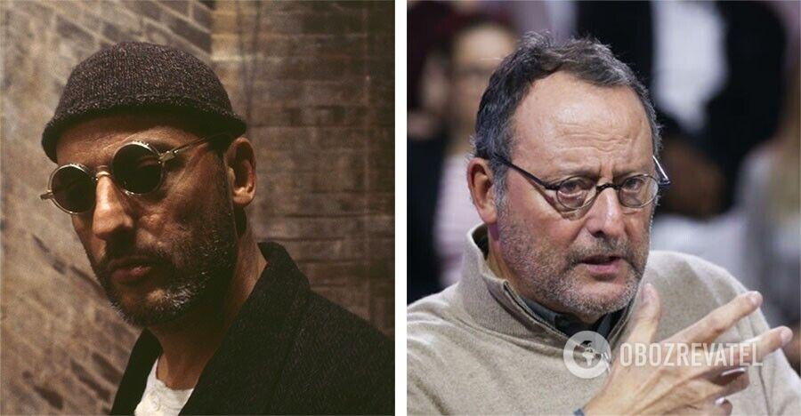"""Фільм """"Леон"""": як зараз виглядає Жан Рено."""