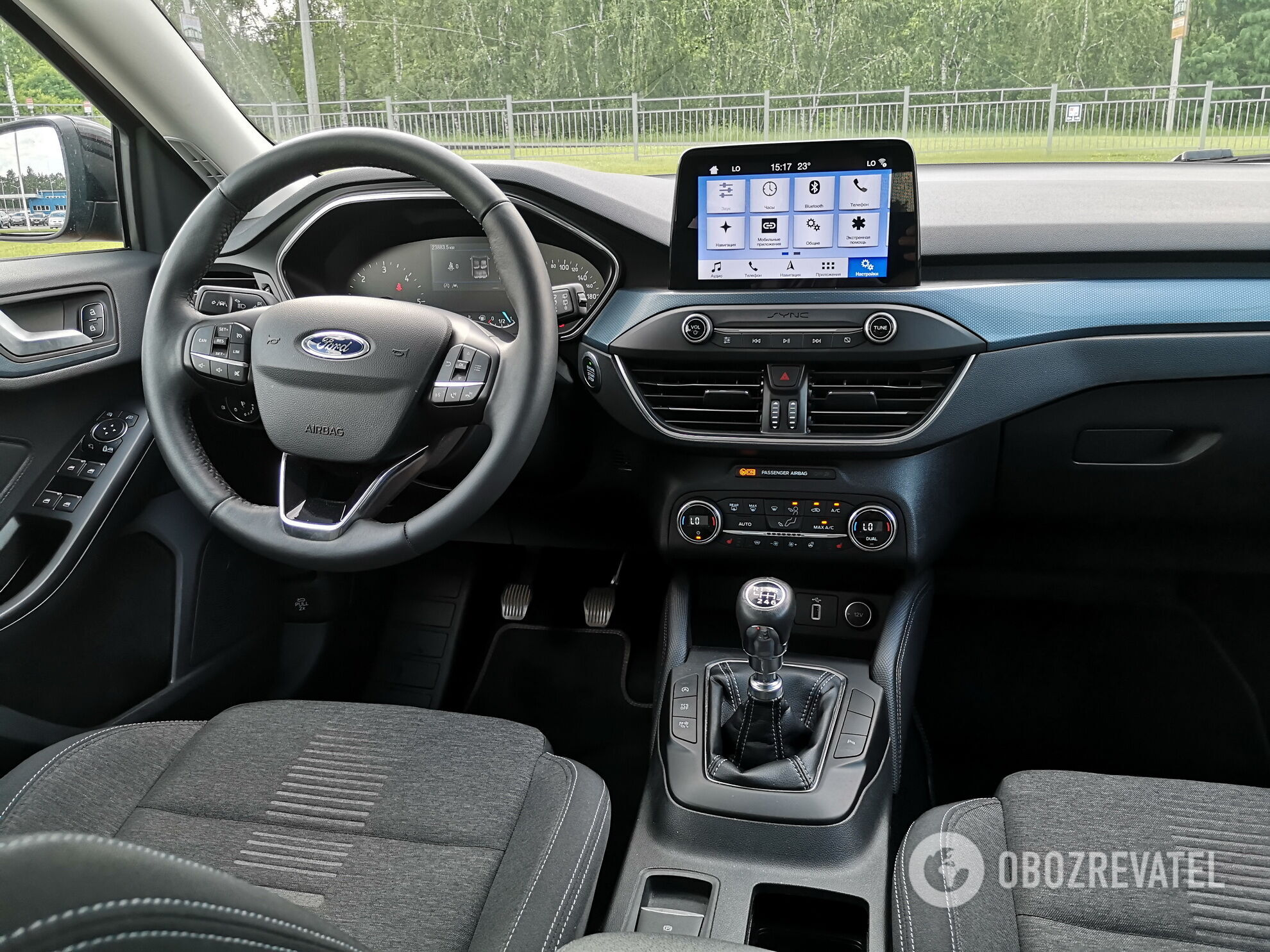 2020 Ford Focus Active. Фото: