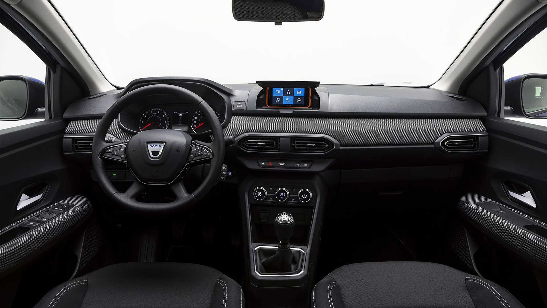 Dacia / Renault Sandero 2021.