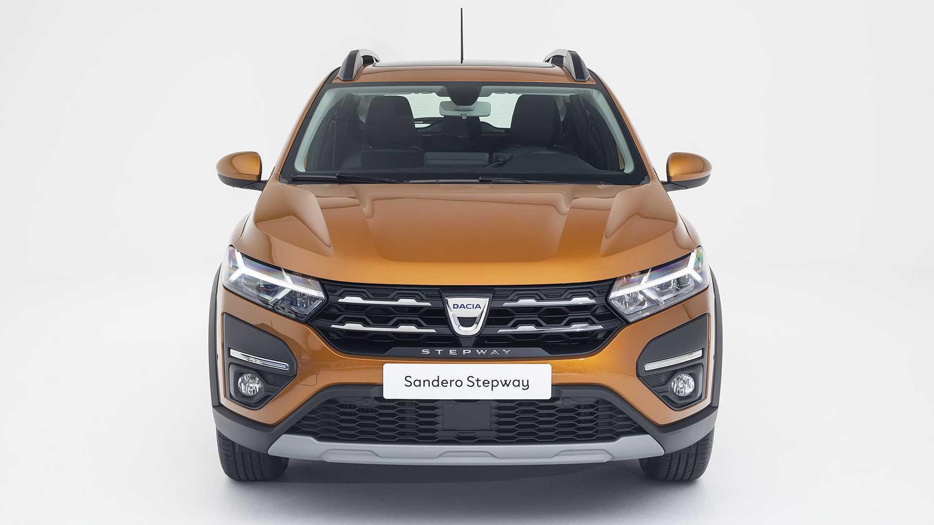 Dacia / Renault Sandero Stepway 2021.