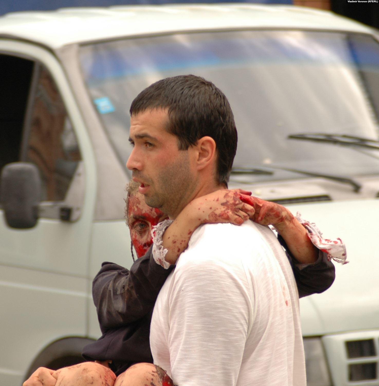 Спасшиеся дети были в тяжелом физическом и психическом состоянии
