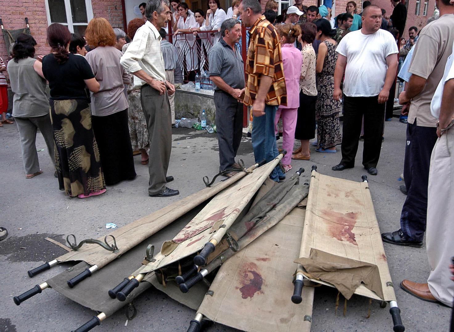 Вследствие теракта в Беслане погибли 334 человека