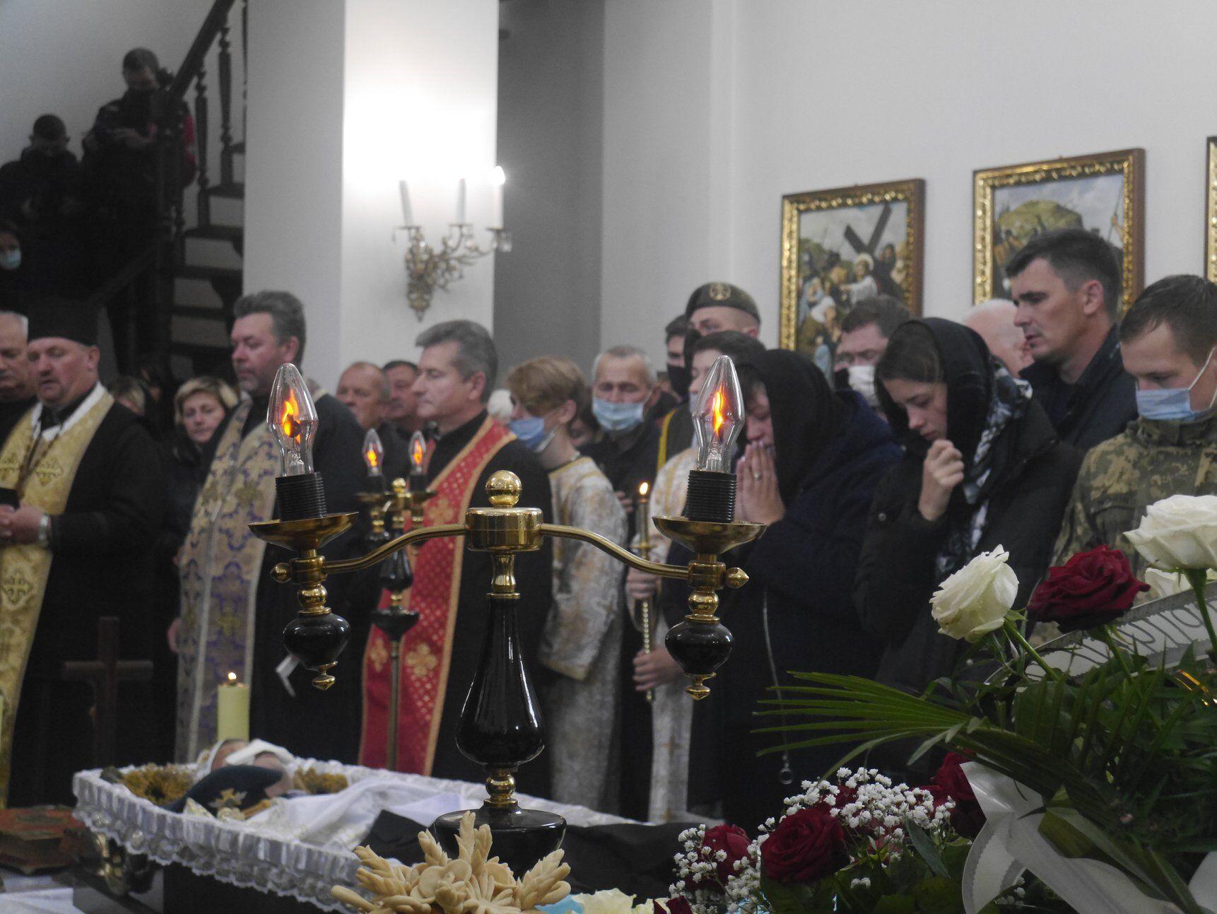 Через смерть курсанта 30 вересня було оголошено Днем жалоби в Сокальському районі Львівщини.