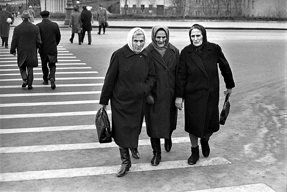 Радянські жінки нібито виглядали старшими за свої років.