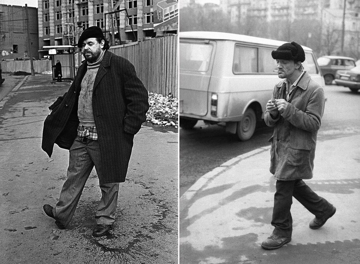 Радянські алкоголіки.