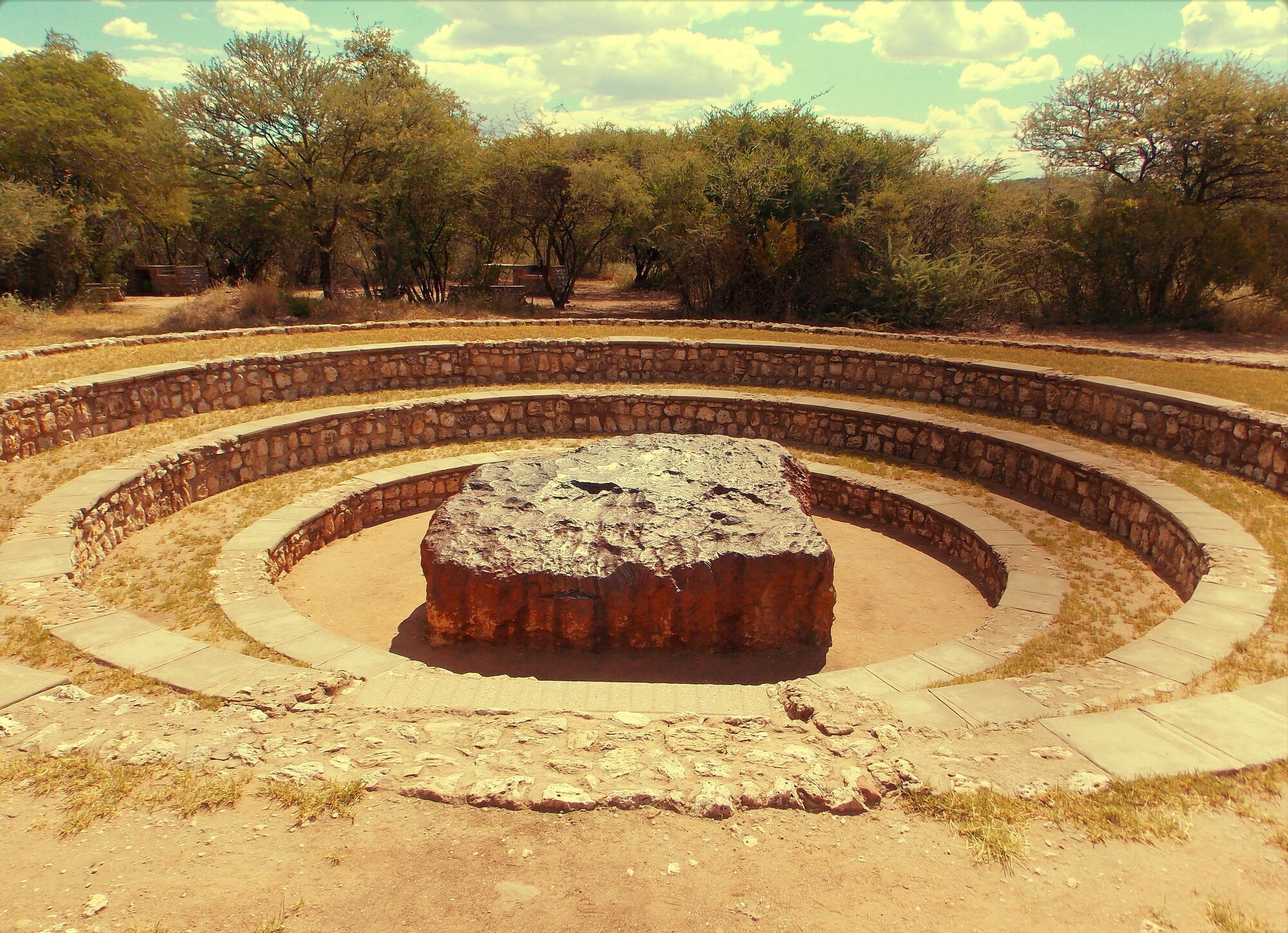 Метеорит Гоба весит около 60 тонн