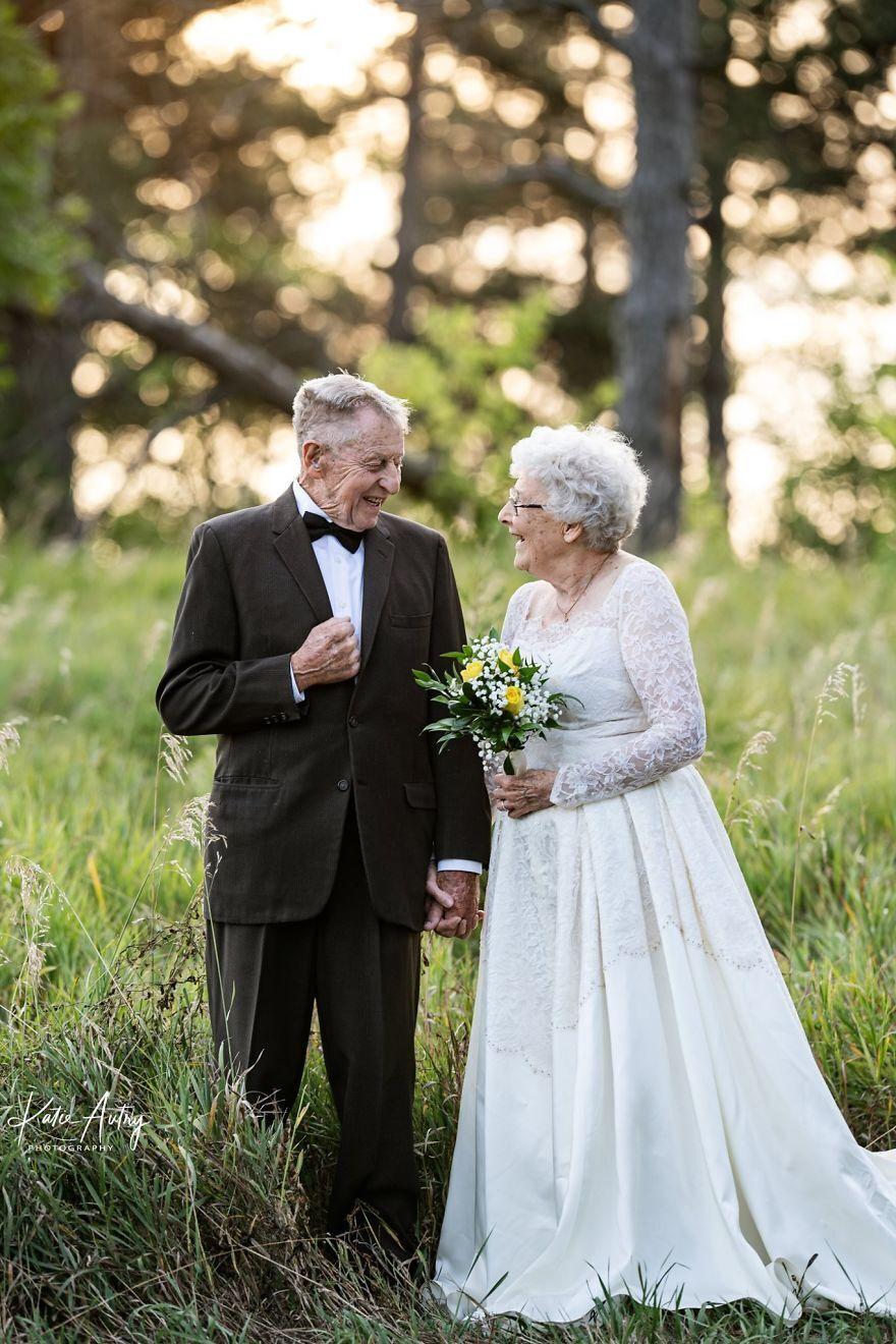 Пара з Небраски поділилася секретом щасливого шлюбу
