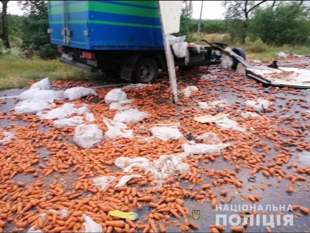 На Миколаївщині трапилася смертельна ДТП.