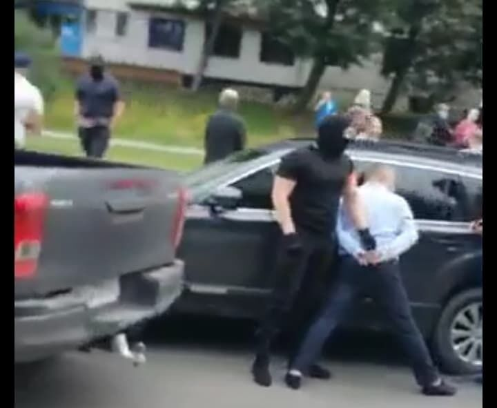 Заступника начальника відділу Головного управління ДФС у Тернопільській області Миколу Воробця затримали на отриманні хабаря