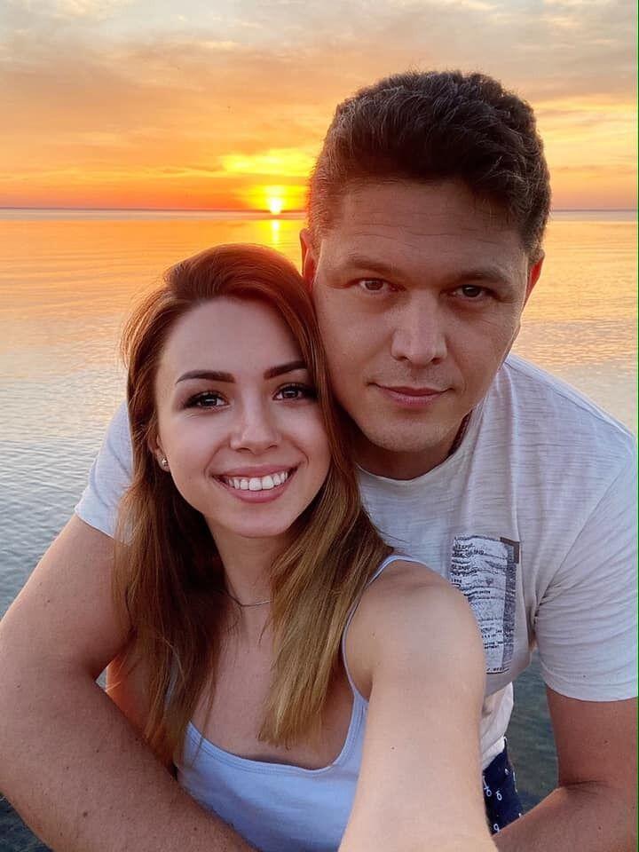 Максим Соколюк встречается с Анастасией Зинченко