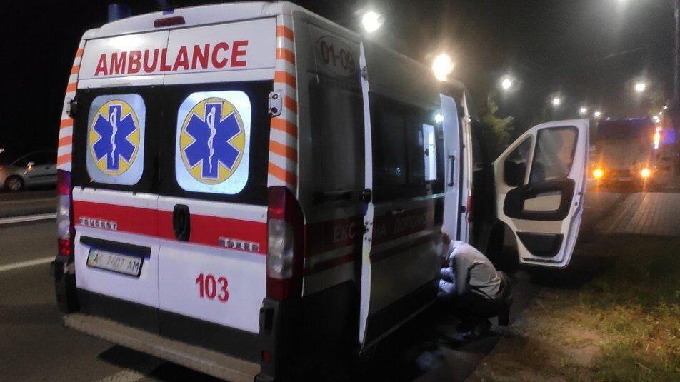 Загинула одна з пасажирок буса, травмувалося п'ятеро осіб
