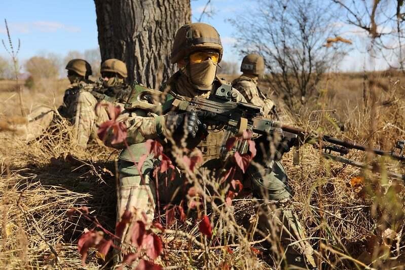 Розвідники виконують на війні одні з найскладніших завдань.