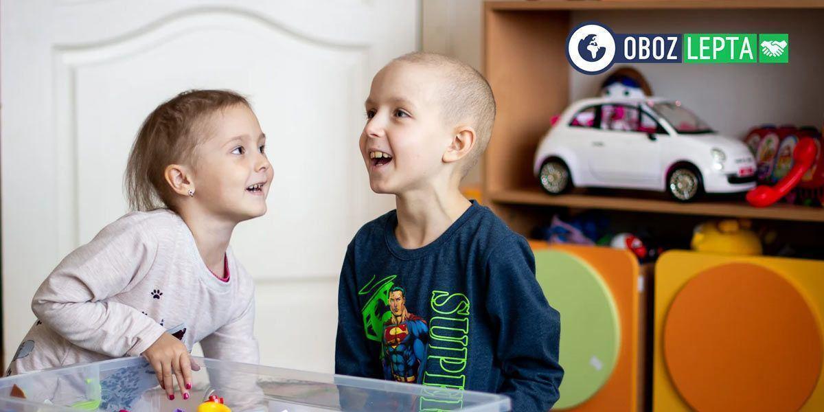 """Как на """"Даче"""" спасают жизни и семьи: Онипко о благотворительности и онкобольных детях"""