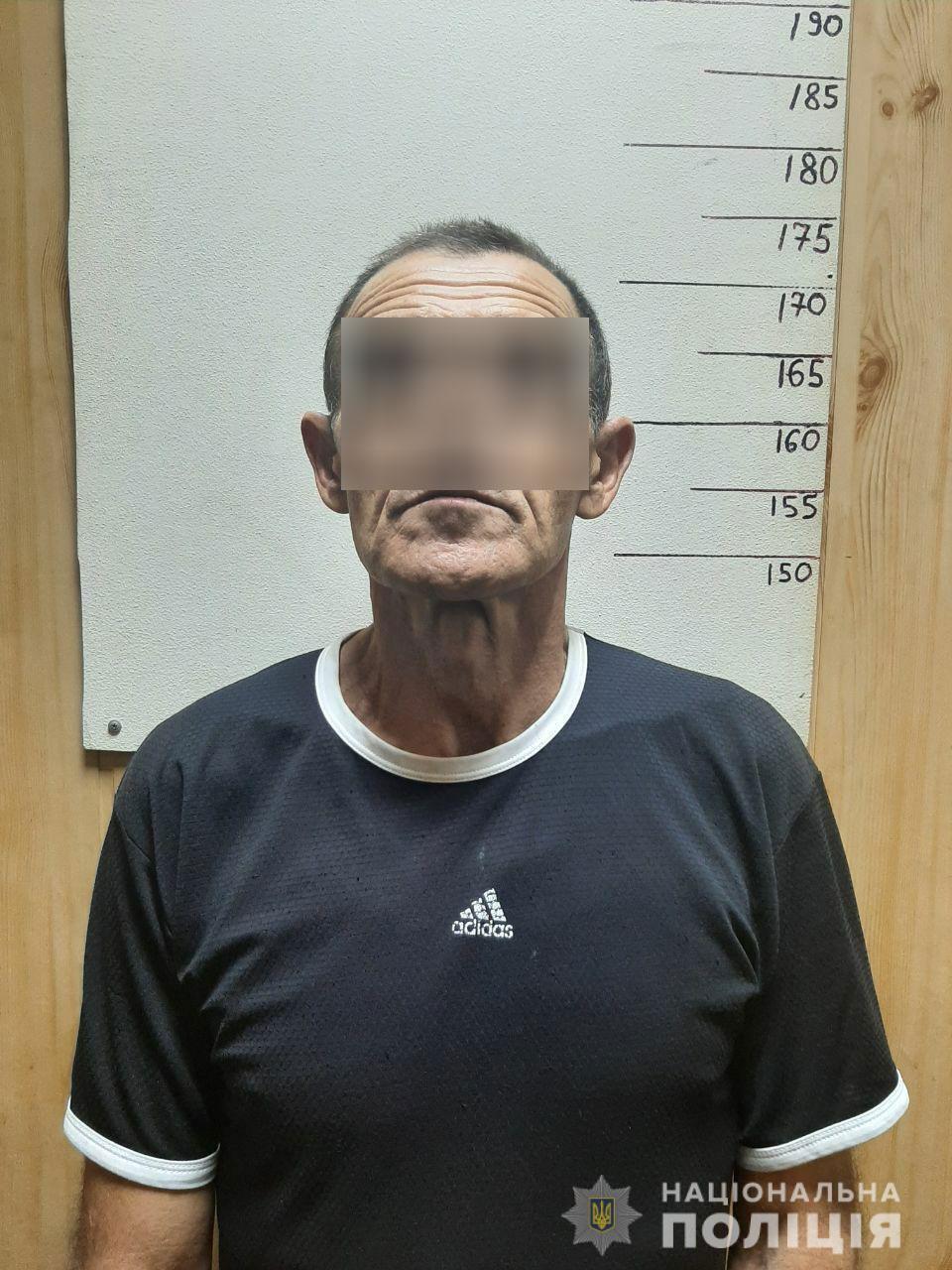 Задержан подозреваемый в двойном убийстве в Николаеве.