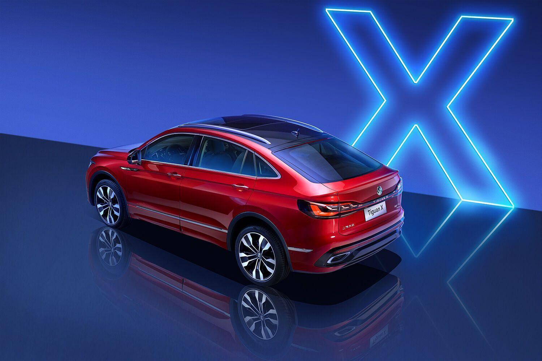 2021 Volkswagen Tiguan X. Фото: