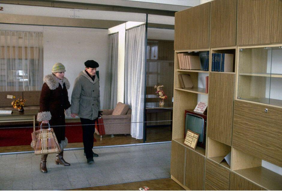 Мебельный отдел