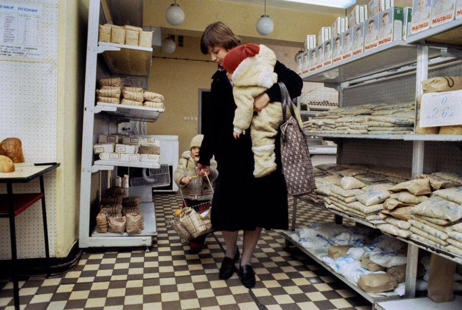 Жизнь в Польше в 80-е годы