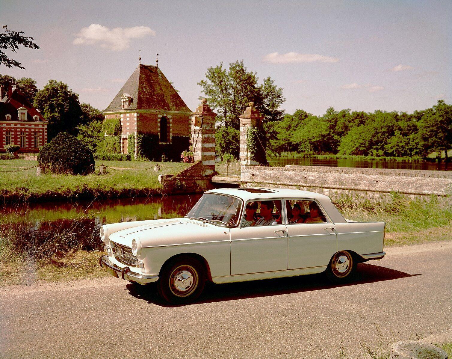 Peugeot 404. Фото: