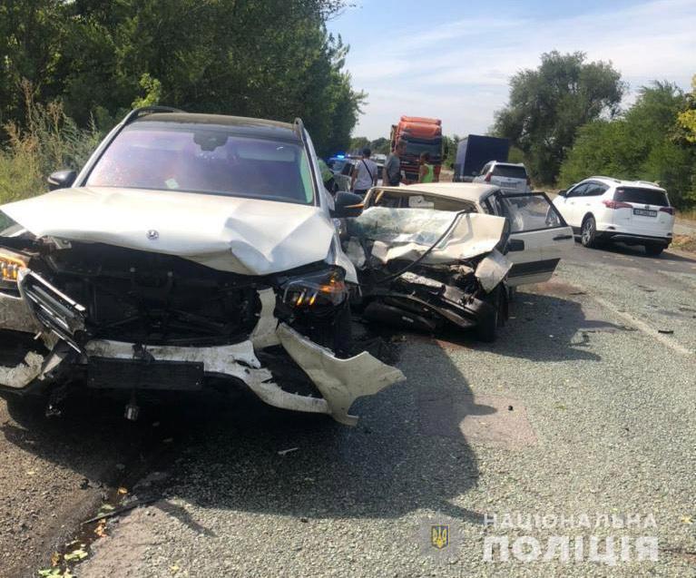 Смертельна аварія трапилася на 167-му кілометрі траси М-04.