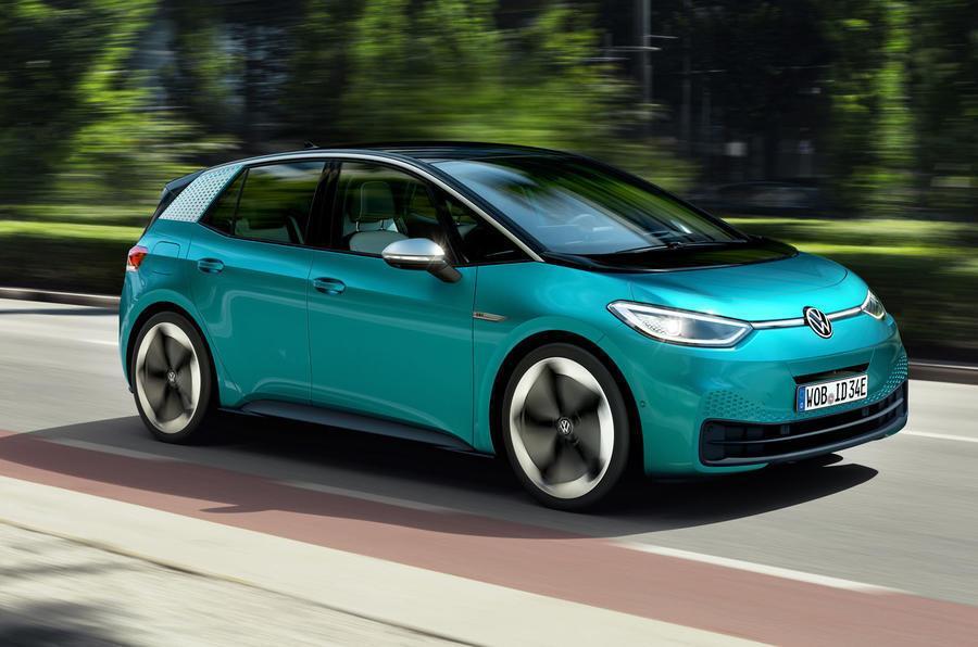 """VW ID.3 може прописатися на закарпатському заводі """"Єврокар""""."""