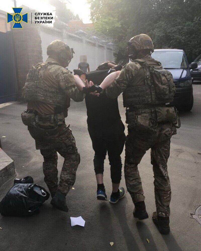 СБУ затримала одного з керівників ІДІЛ.
