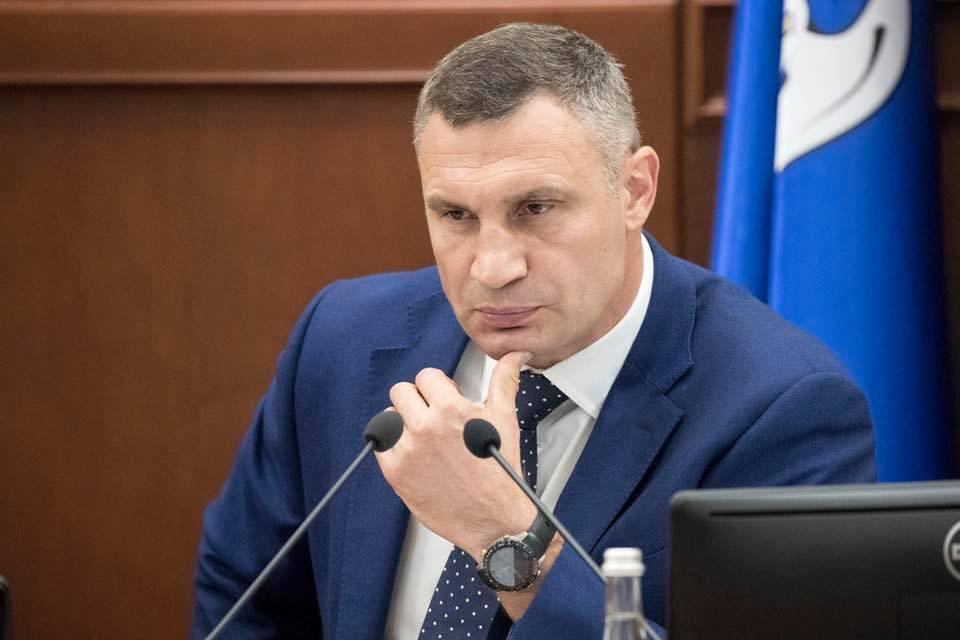Виталий Кличко имеет большие шансы выиграть выборы