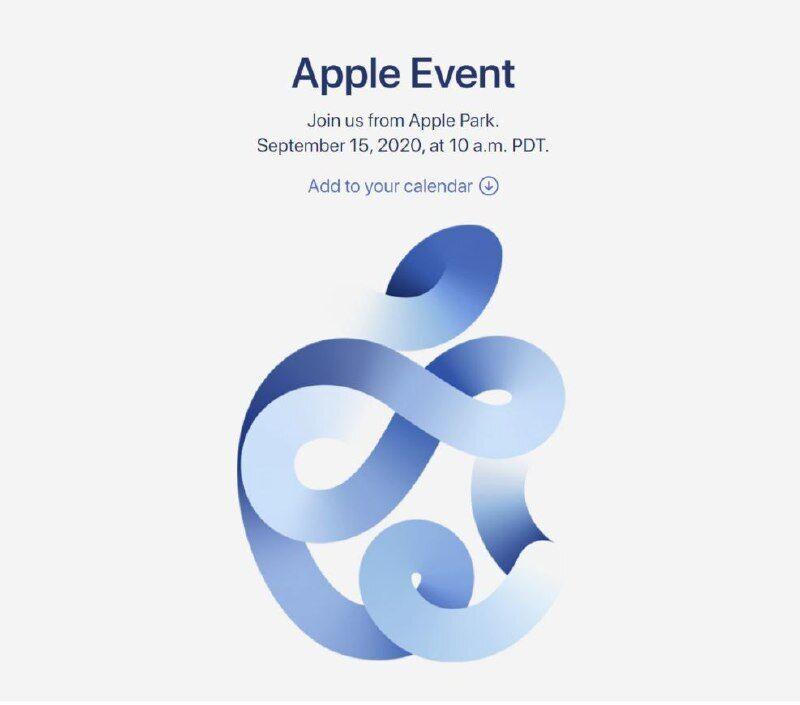 Ежегодная презентация Apple состоится 15 сентября