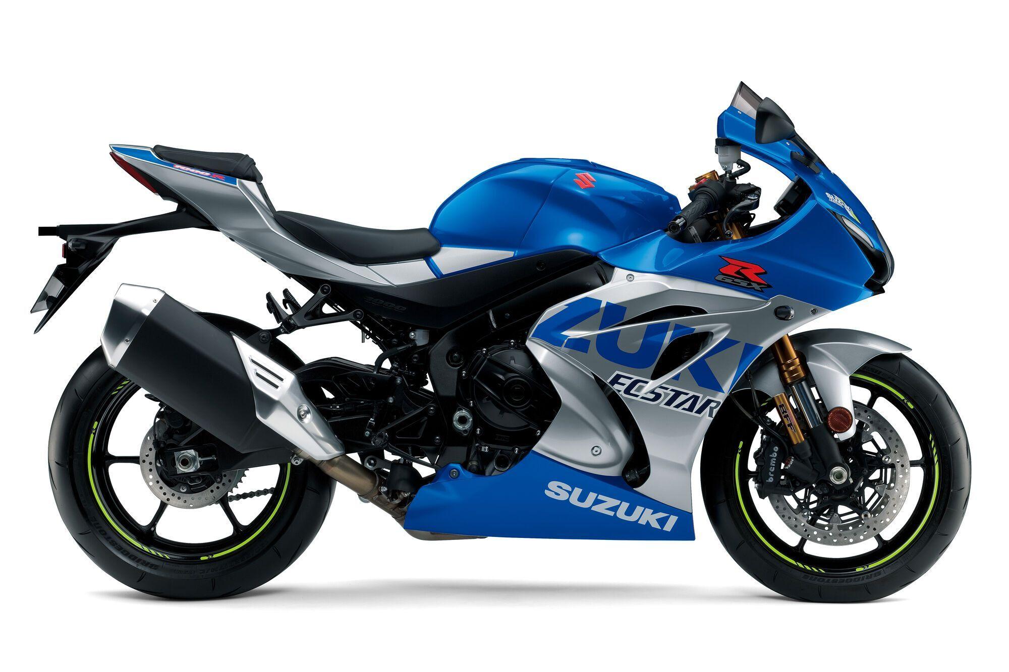 """Ювілейний"" Suzuki GSX-R1000R. фото:"