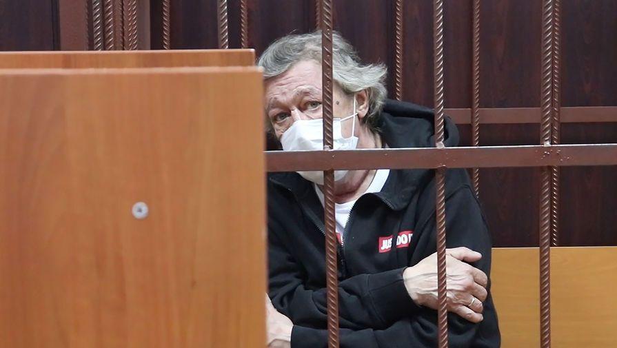 Ефремов рассказал про условия своего заключения. uainfo.org