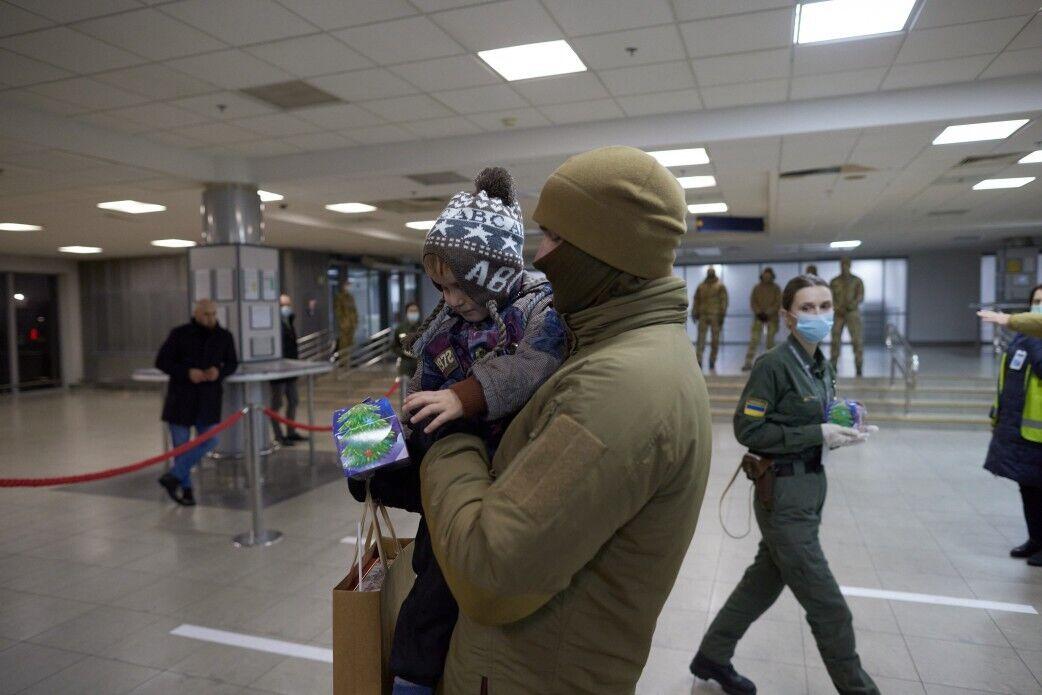 Эвакуировать граждан Украины было сложной задачей