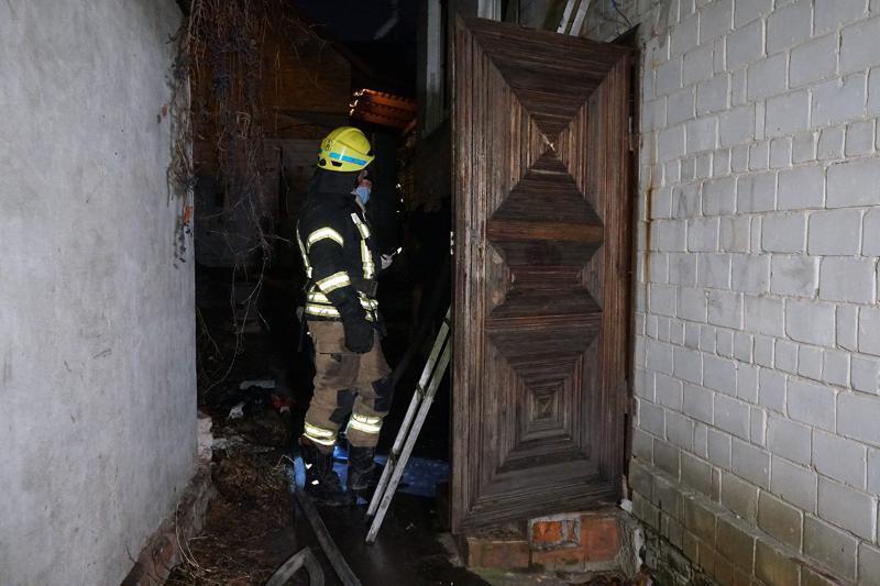 Вогнеборці ліквідували пожежу в приватному будинку