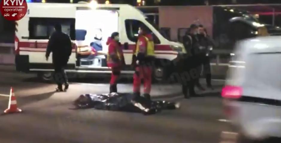 Медики на місці аварії