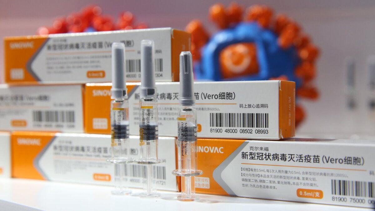 Как Украина закупала вакцину от COVID-19