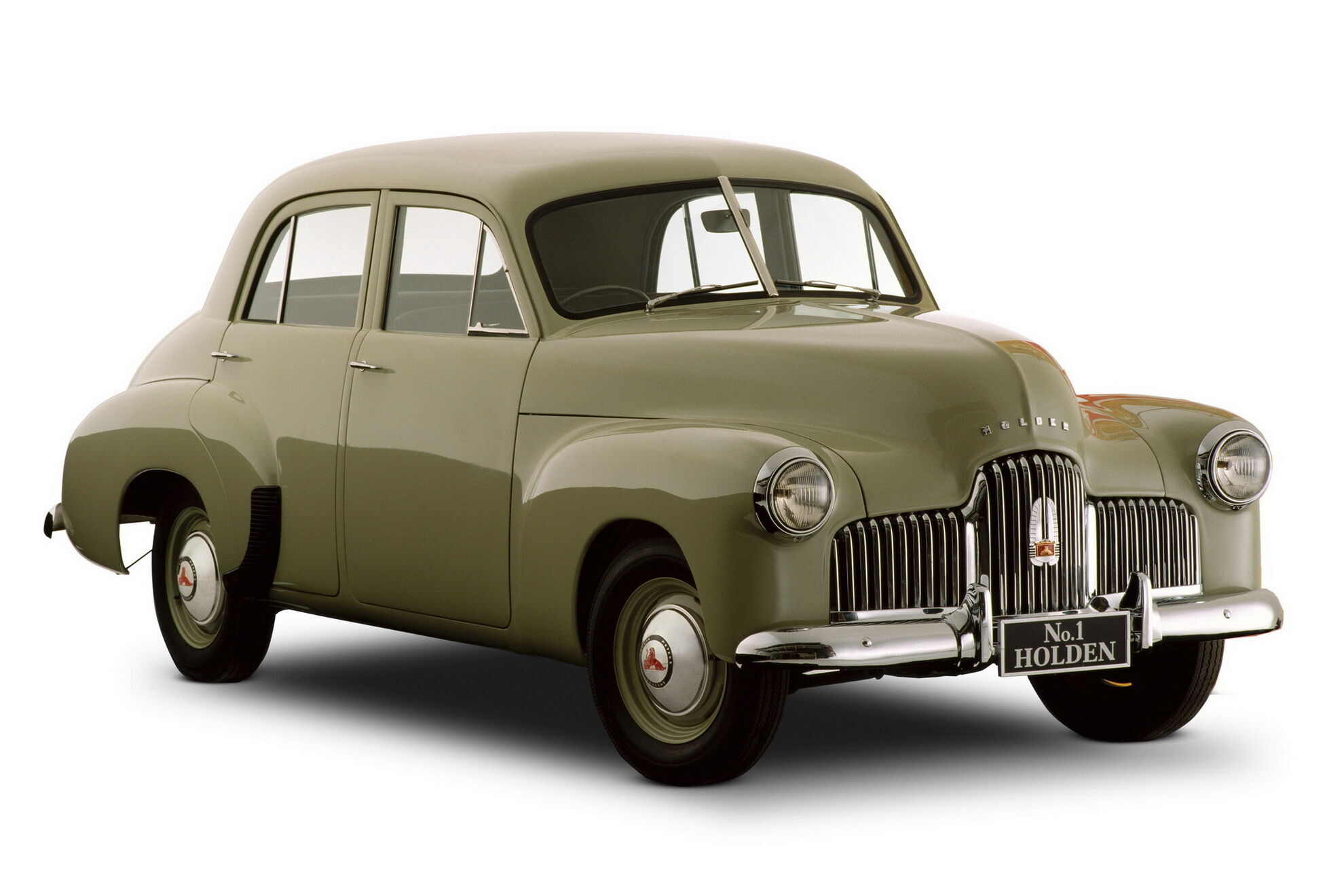 Первісток австралійської марки Holden – седан 48-215 випускався з 1948 до 1953 року