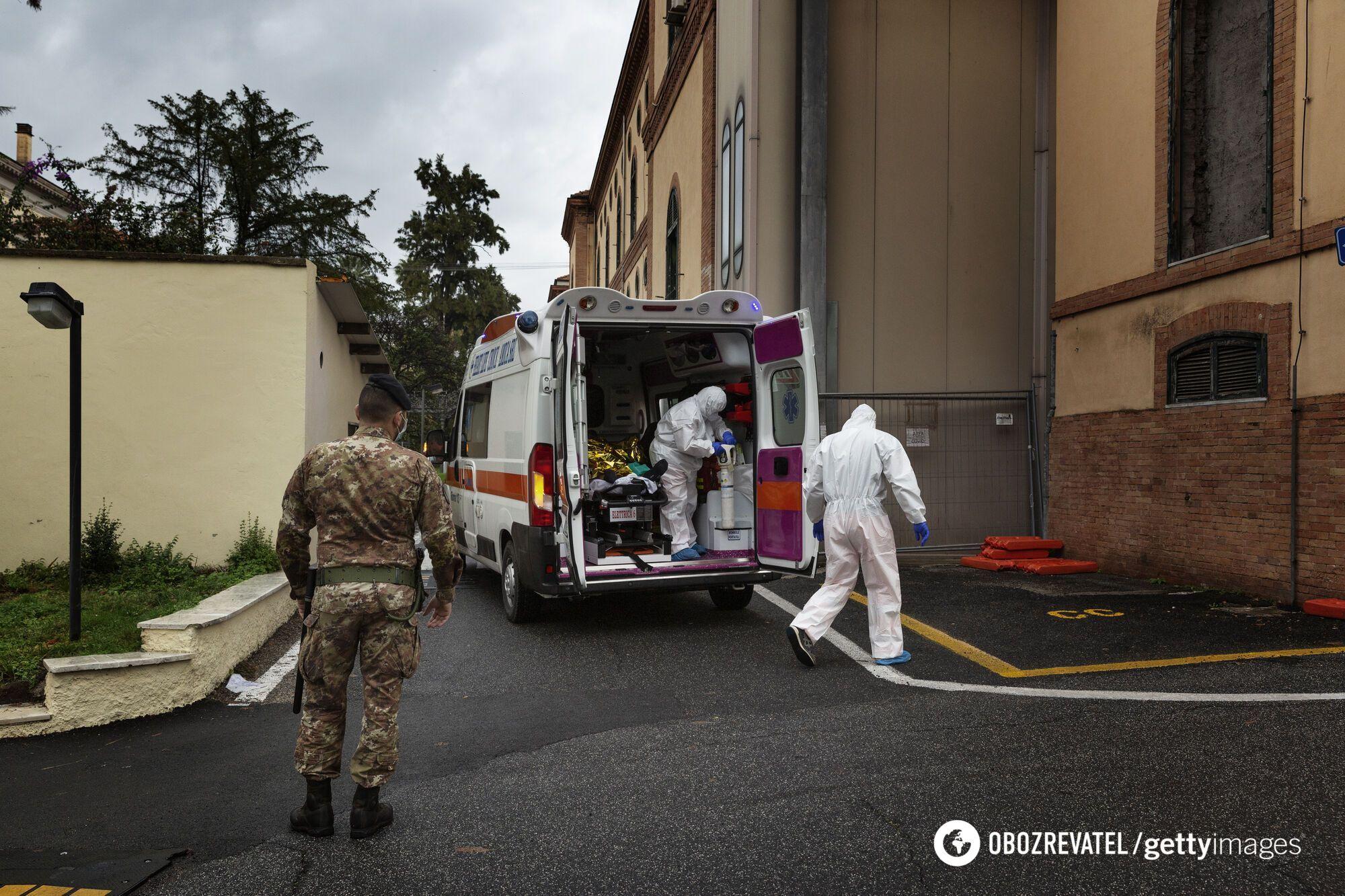 Італія запровадила нові правила карантинного зонування регіонів