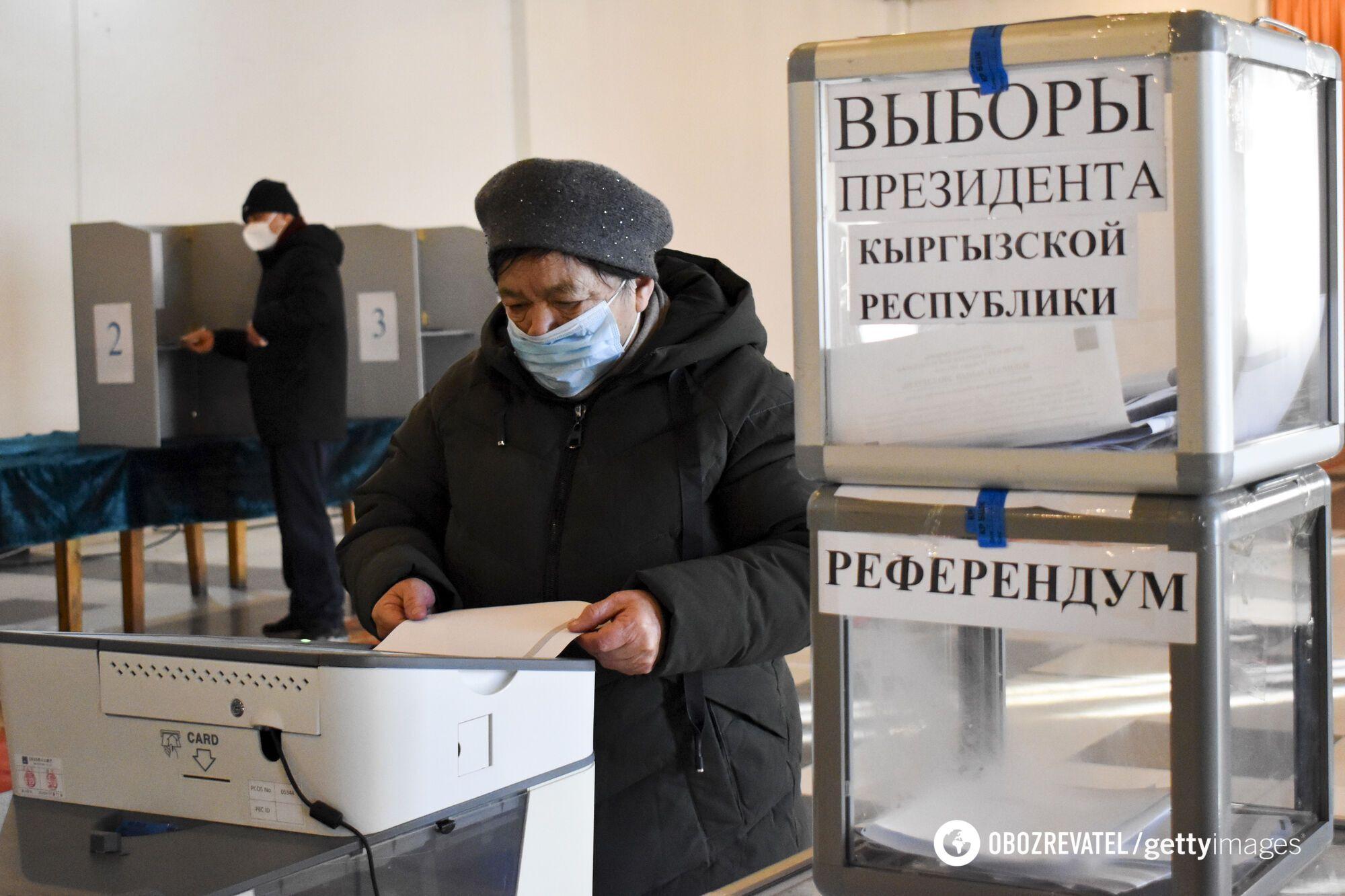 Голосування почалося о 08:00 і продовжиться до 20:00