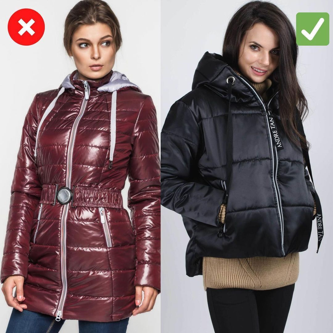 Приталені куртки вже не в моді