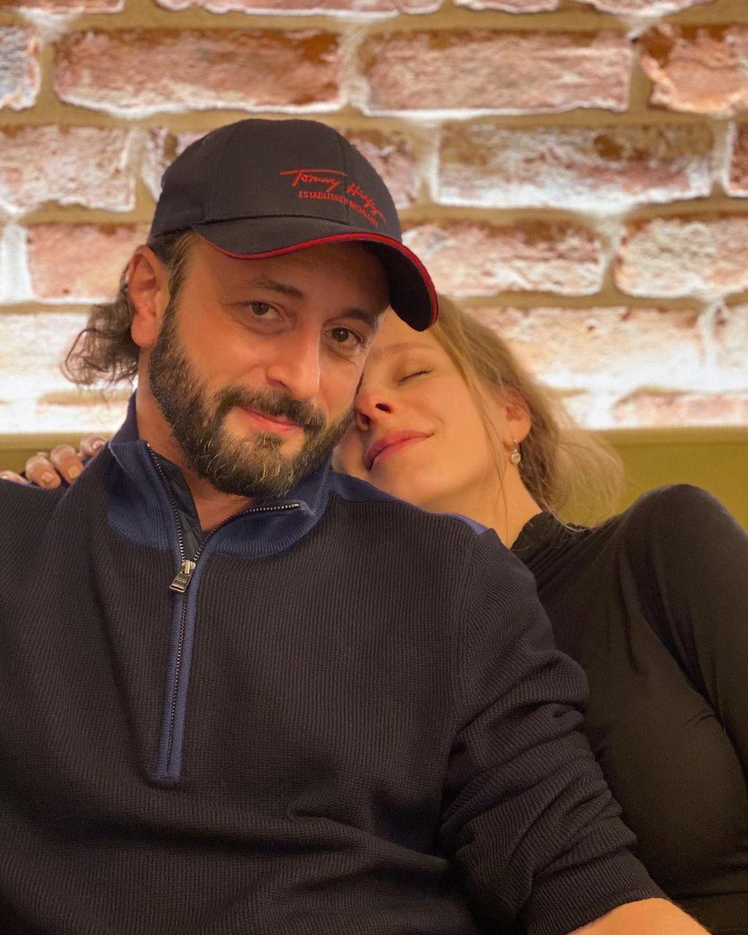 Илья Авербух и Елизавета Арзамасова