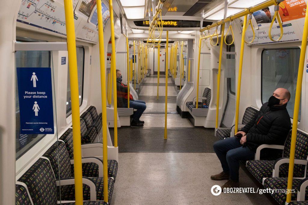 Такий тепер вигляд має лондонське метро