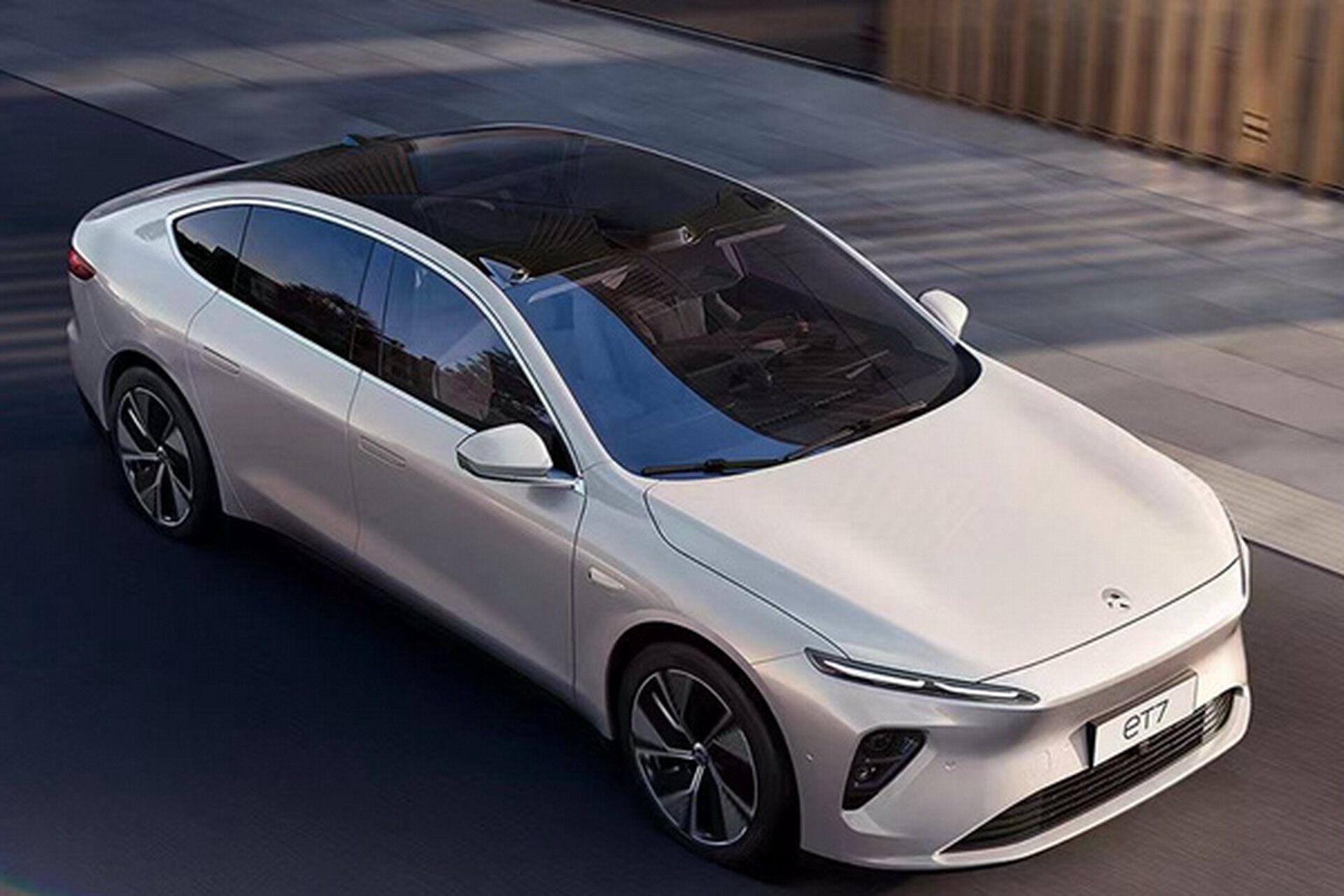 Покупателям NIO ET7 будут предложены три варианта батареи – на 70, 100 и 150 кВтч