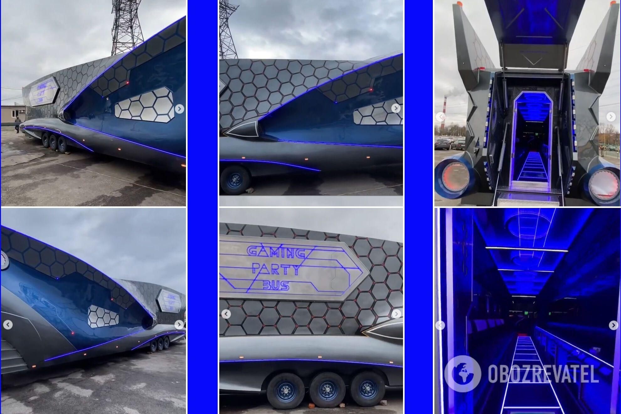 Уникальный трейлер отправится из Украины к заказчику в ОАЭ