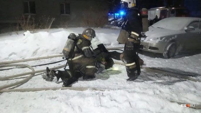 У Єкатеринбурзі під час пожежі у висотці загинуло 8 осіб.