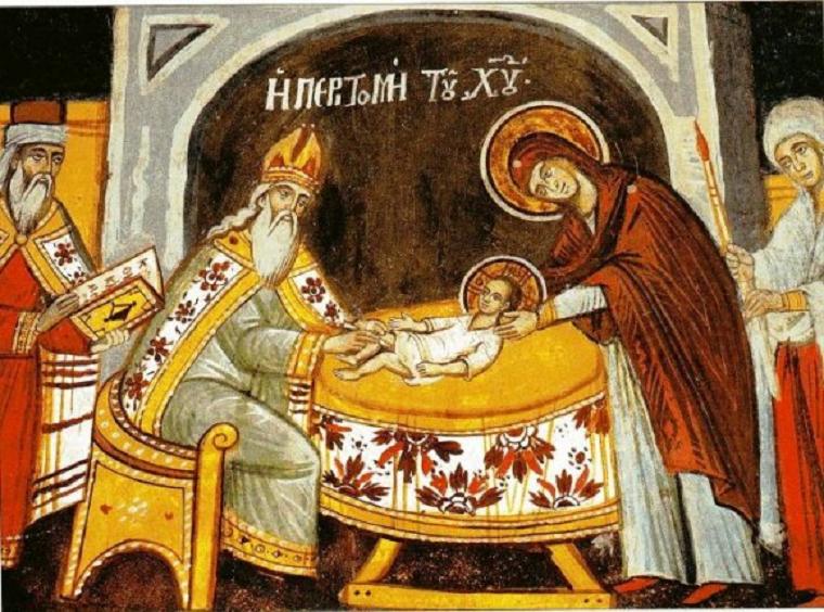 Праздник Обрезания напоминает верующим, что они вошли в Новый Завет с Богом