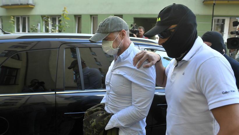Славомір Новак був заарештований у Польщі 22 липня 2020 року.