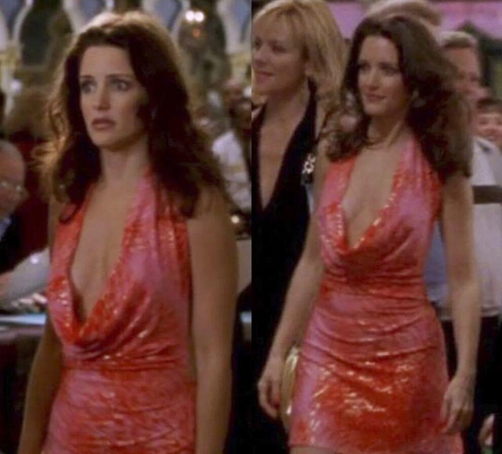 Провокаційне плаття Шарлотти