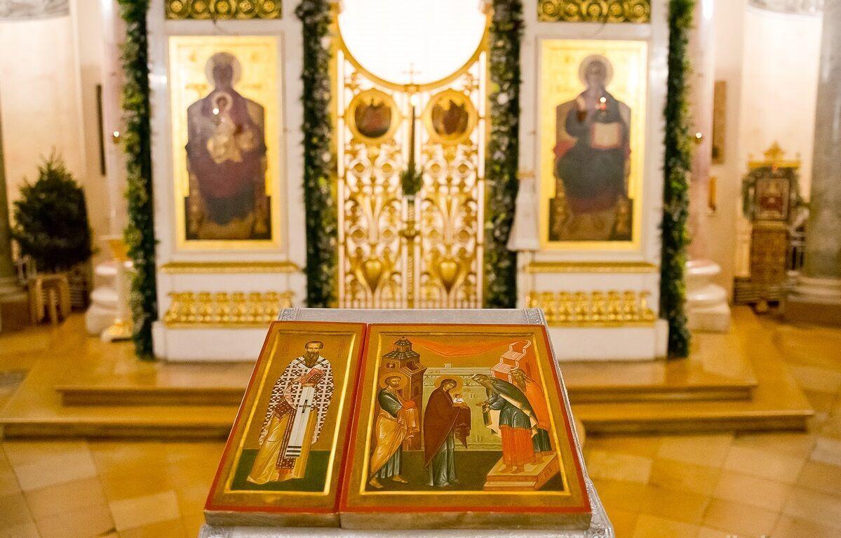 У церквах 14 січня відбувається літургія Василя Великого