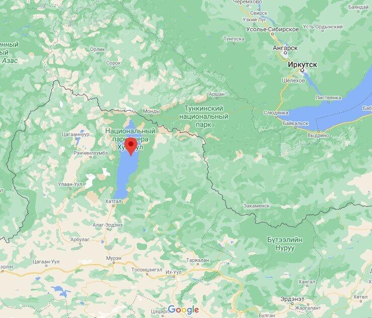 Эпицентр землетрясения залегал на глубине 10 км.