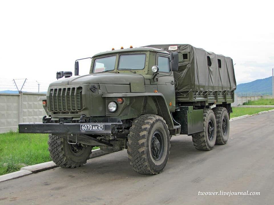 Російська техніка на Донбасі