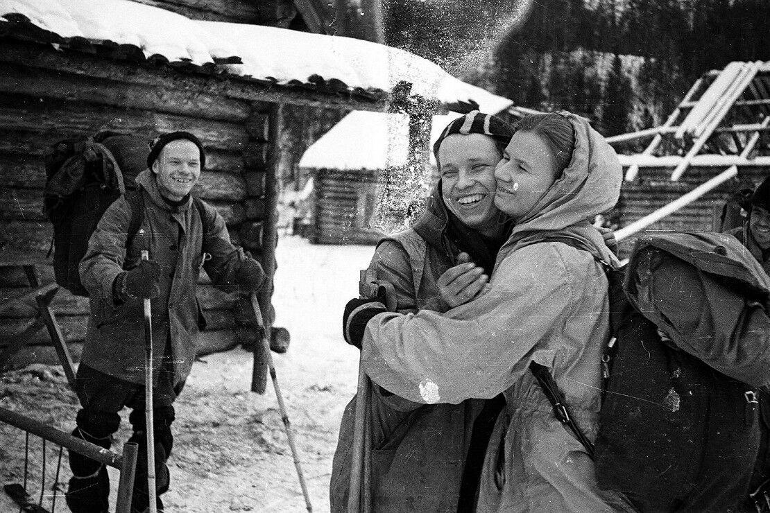 Учасники експедиції Дятлова.